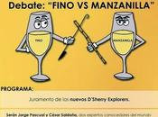 "D'SHERRY EXPLORERS: Debate ""Fino Manzanilla"" Jorge Pascual Hernández César Saldaña Sánchez."