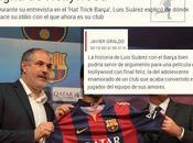Sport: Luis Suárez Barça, historia digna Hollywood