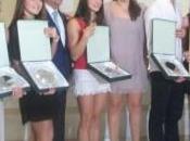 Medalla extraordinaria Mérito Deportivo para Lorena Miranda