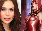 Elizabeth Olsen También participará 'Los Vengadores