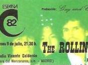 Rolling: Como 1982, sólo años después.