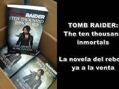 Tomb Raider: thousand inmortals, venta