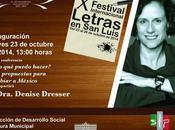 iniciar Festival Internacional Letras Luis