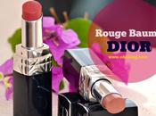 Rouge Baume nuevos labiales CHRISTIAN DIOR