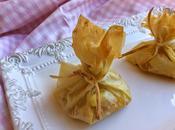 Saquitos manzana queso azul