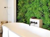 Jardinería Vertical Mármol Blanco- Espacio Fabuloso Rústico