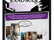 "Unlimited Cómics publicará ""The Sandman"" Neil Gaiman kioskos Chile"
