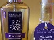 Aceite Elixir Frizz Ease JOHN FRIEDA toque mágico para cabello