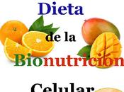 dieta bionutrición celular