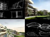 Proyecto masterplan georgia: edificios viviendas