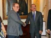 Danilo recibió Palacio Silvio Rodríguez