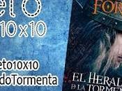 Reto 10×10: heraldo tormenta, Richard Ford