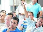 INSPECCIONES DEPORTE BASE: fútbol Málaga decide huelga