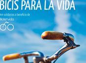 Marcha cicloturista Pinto beneficio proyecto solidario 'Bicis para Vida'