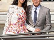 George Clooney Amal Alamuddin vuelven celebrar boda
