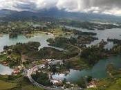 Guatape (Colombia) peñón paraíso