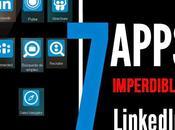 aplicaciones LinkedIn para móvil puedes perder