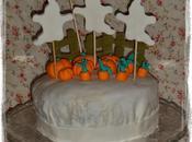 Carrot cake huerto calabazas Halloween