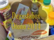 Degustabox otoño 2014