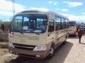Gobierno dona autobuses estudiantes Mena Tamayo.