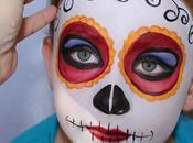 {Halloween} Maquillaje para niños