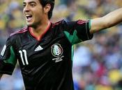 Carlos Vela regresa luego años ausencia