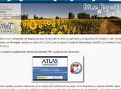 Atlas agroclimático castilla león