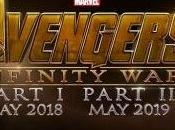 filtra trailer 'Los Vengadores: Infinity Parte batalla final todos héroes Marvel.