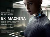"Primer póster machine"", debut como director alex garland"