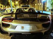 Porsche Spyder Superdeportivo híbrido