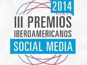 Presentamos Ganadores Premios Social Media 2014