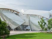 Museo para Fundación Louis Vuitton abre puertas París