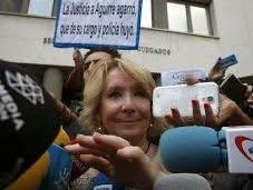Breve análisis sobre trato prensa española casos corrupción