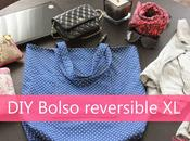 Bolso reversible Tote