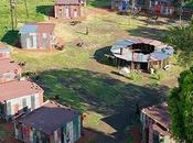 "Hotel ""imita"" chabolas ranchos barriadas sudáfrica"