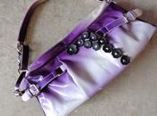 Flores goma foami para apliques. Customiza cartera (DIY customize purse with Foam flowers apliqués)