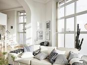 Deco inspiration: perfect white duplex