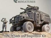 Wheel Suspension Victoria Miniatures
