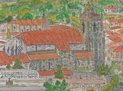 Cuaderno Laredo Puebla vieja desde Atalaya