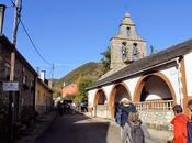 Fasgar Igueña antiguo Camino Santiago montaña