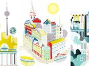Etsy Finds #80. Ilustraciones ciudades/ City illustrations