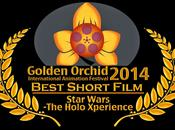 Best Short Film Golden Orchid International Animation Festival (GOIAF 2014)