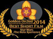 Best Short Film Golden Orchid International Animation Festival (GOIAF 2014)
