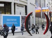 Buenos Aires: Intervenciones urbanas marcha arte público como política Estado