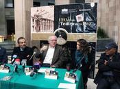 Teatro merece celebración nacional: Gonzalo Vega