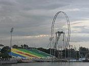 Estadio Flotante Marina Bay, Ciudad Singapur