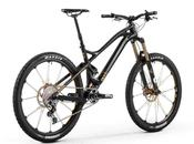 Mondraker Carbon Mountain saca mejor concepto Forwar Geometry estructura carbono