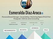 Slideshare muestra historial profesional través perfil LinkedIn