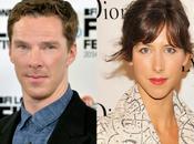 Benedict Cumberbatch casa Sophie Hunter