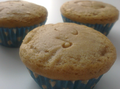 Muffins manzana canela yogur griego